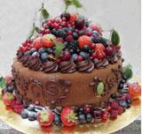 бисквитнойогуртовый торт