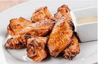 крылышки куриные в маринаде
