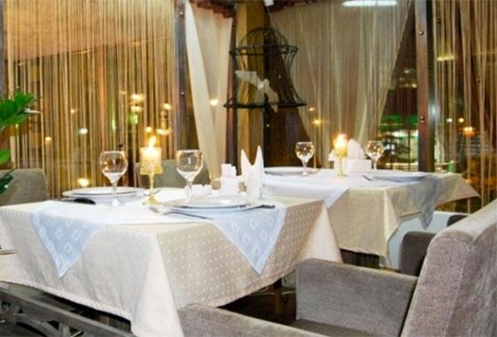ресторан бакинский пассаж