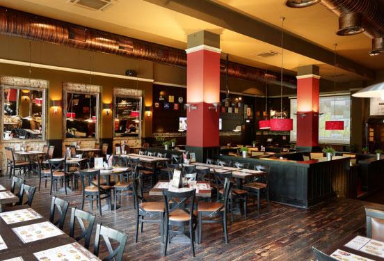 ресторан биродром на мичуринском