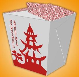 Коробка для лапши