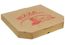 Коробка для доставки пиццы