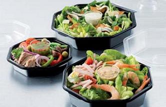Японские блюда в упаковке