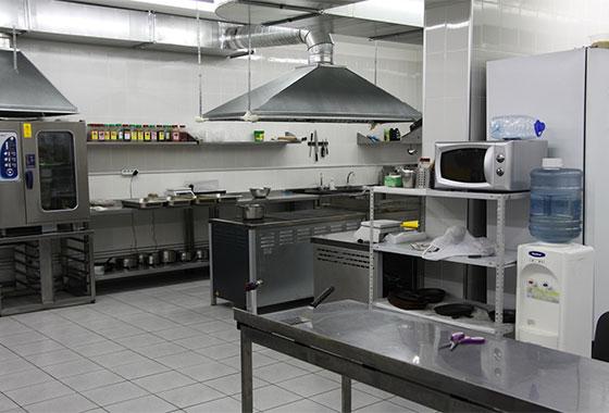 кухня доставки пиццы ляфучина