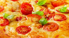 Доставка итальянской пиццы