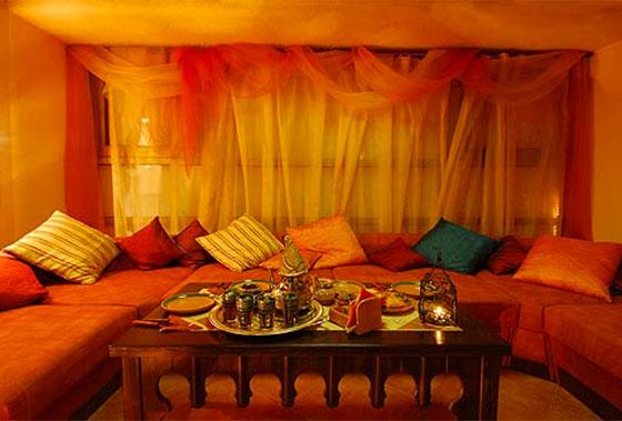 ресторан марокана