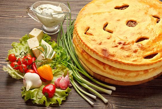 осетинские пироги paradise