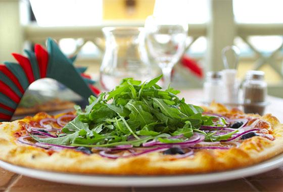 ресторан виченца пицца и суши
