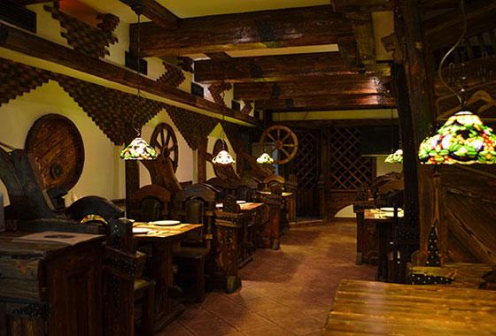 кафе бар римский подвал