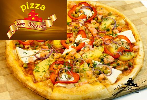 пицца сан марино