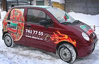 Машина Сбарро