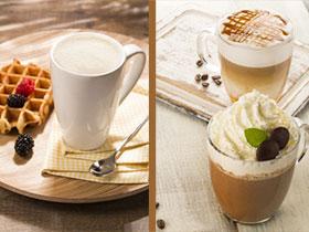 кофе в кафе шоколадница