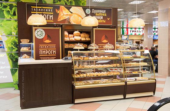 Татарские пироги в ТЦ «Черемушки»