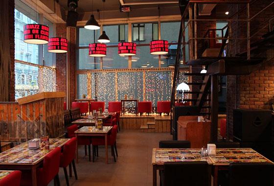 ресторан тодасе на красных воротах